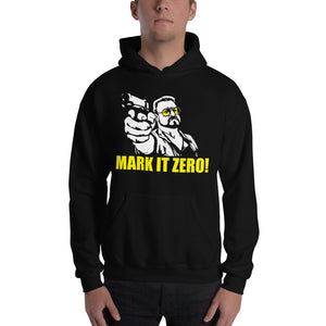 Mark It Zero Walter - Hoodie - Absurd Ink