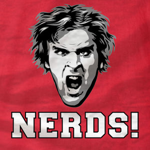Revenge of the Nerds - Unisex T-Shirt - Ogre - Absurd Ink