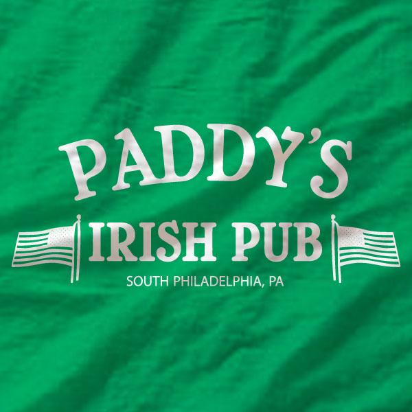 Paddy's Irish Pub Sweatshirt