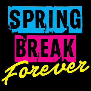 Spring Break Forever - Bella Ladies Favorite Tee - Absurd Ink