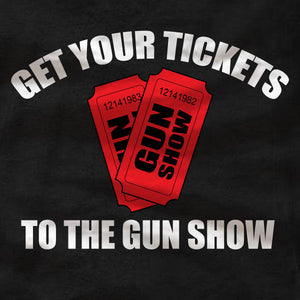 Tickets to the Gun Show - Tank - Absurd Ink