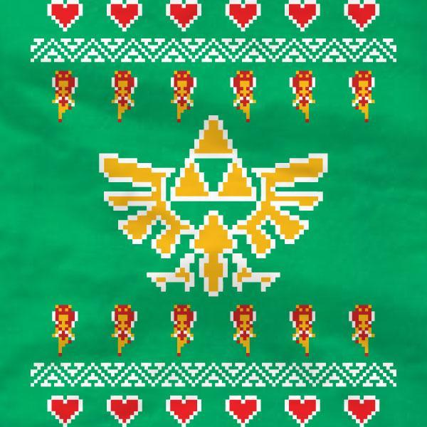 Legend of Zelda Triforce Sweatshirt