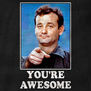 Bill Murray You're Awesome - Ladies Tee - Absurd Ink