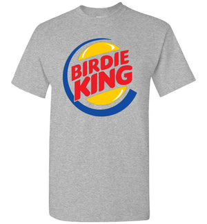 Disc Golf T-Shirt - Birdie King - Absurd Ink