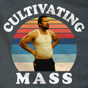 I'm Cultivating Mass - Hoodie - Absurd Ink