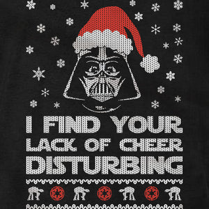 Darth Vader Christmas - Ladies Tee - Absurd Ink