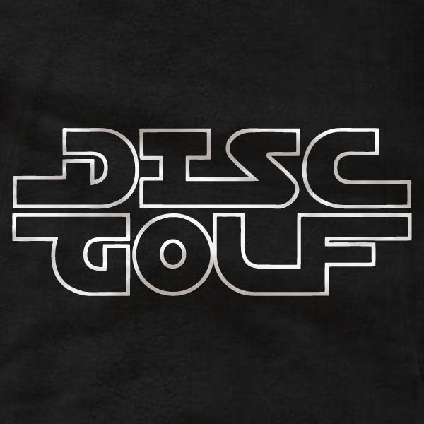 Disc Golf Ladies Tee - Star Wars - Absurd Ink