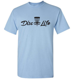 Disc Golf T-Shirt - Disc Life - Absurd Ink