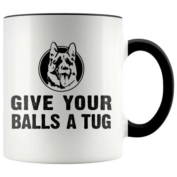 Give Your Balls A Tug Letterkenny - Mug