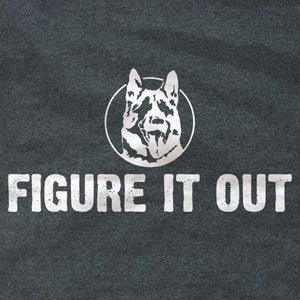 Figure It Out Letterkenny - Sweatshirt - Absurd Ink