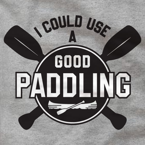 Good Paddling Canoeing - T-Shirt - Absurd Ink