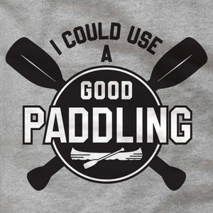 Good Paddling Canoeing - Tank Top - Absurd Ink