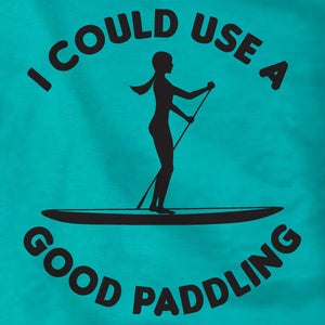 Good Paddling Paddleboard - Tank Top - Absurd Ink