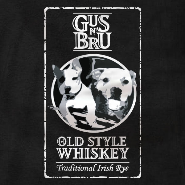 Gus N' Bru Old Style Whiskey - T-Shirt
