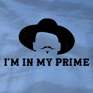 I'm In My Prime Doc Holliday - Long Sleeve Tee - Absurd Ink