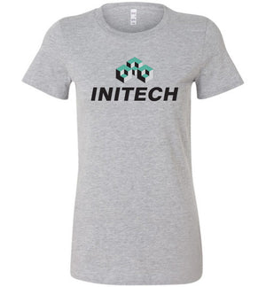 INITECH - Office Space - Ladies Tee - Absurd Ink