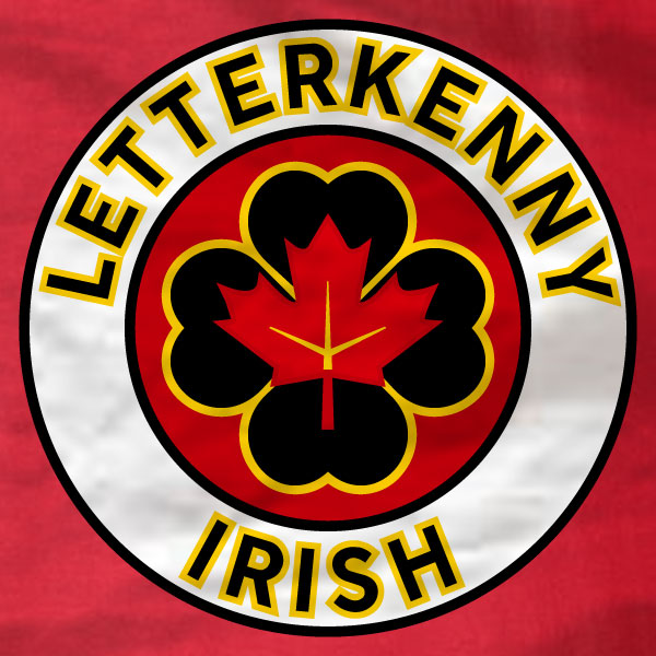 Letterkenny Irish - Long Sleeve Shirt - Absurd Ink