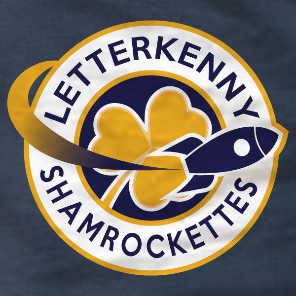 Letterkenny Shamrockettes - Ladies Tee - Absurd Ink