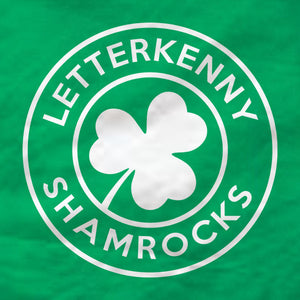 Letterkenny Shamrocks St Patrick's Day - Long Sleeve