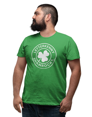 Letterkenny Shamrocks St Patrick's Day - T-Shirt