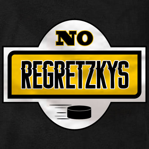 No Regretzkys - T-Shirt