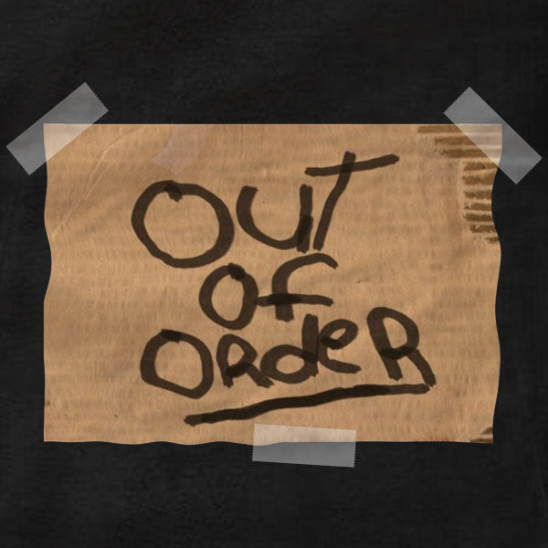 Out of Order - T-Shirt - Absurd Ink