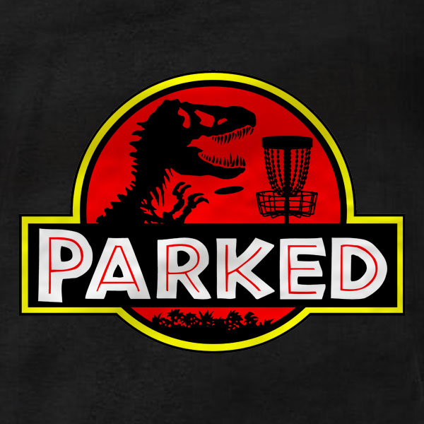 Parked Disc Golf - T-Shirt - Absurd Ink