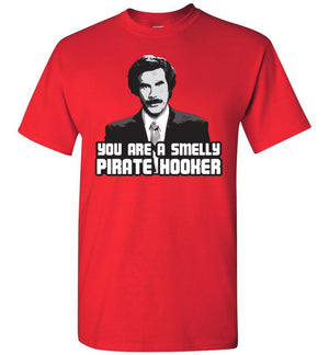 Anchorman - T-Shirt - Smelly Pirate Hooker - Absurd Ink