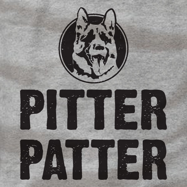 Pitter Patter Letterkenny - Long Sleeve Shirt - Absurd Ink
