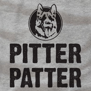 Pitter Patter Letterkenny - Ladies Tee - Absurd Ink