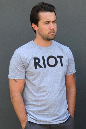 RIOT T-Shirt Mac IASIP