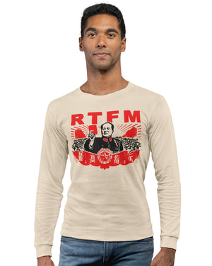 RTFM The IT Crowd - Long Sleeve Tee - Absurd Ink