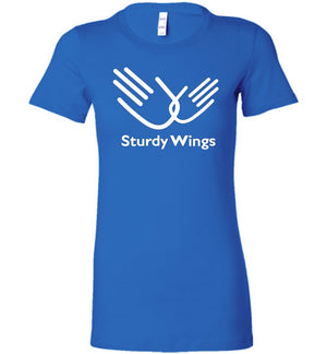 Sturdy Wings T-Shirt - Role Models - Ladies Tee - Absurd Ink