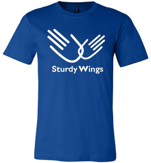 Sturdy Wings T-Shirt - Role Models - Unisex Tee - Absurd Ink
