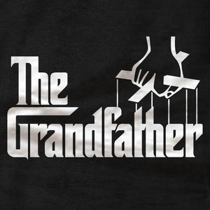 The Grandfather - Long Sleeve Tee - Absurd Ink