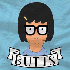 Tina Belcher Butts Ladies Tee