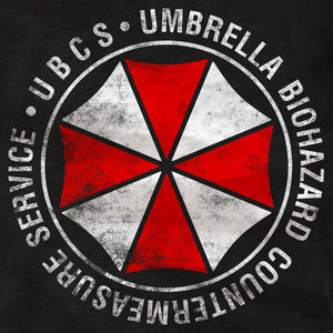 Umbrella UBCS Distressed - Ladies Tee - Absurd Ink