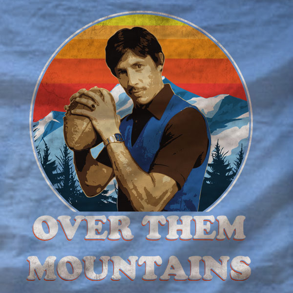 Uncle Rico Football - T-Shirt - Absurd Ink