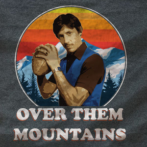 Uncle Rico Football - Tank Top - Absurd Ink