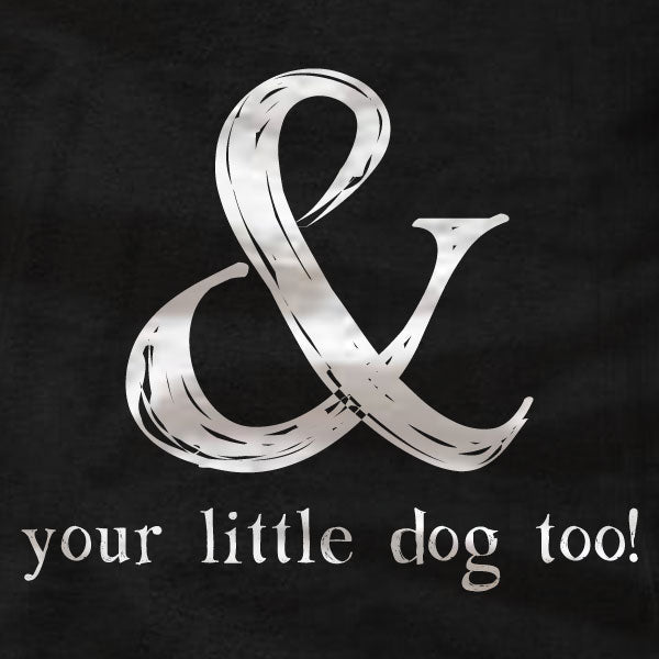 The Wizard of Oz - And your little dog too - T-Shirt - Absurd Ink
