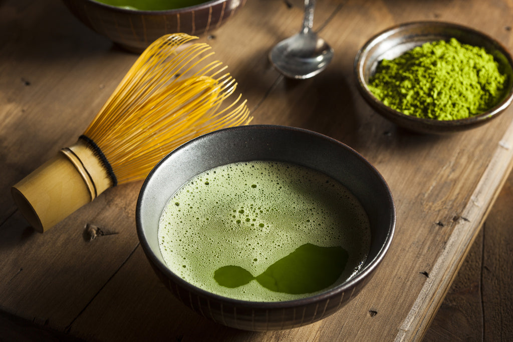 10 Reasons You Should Be Drinking Ashitaba Tea