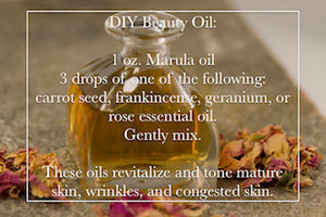 DIY Beauty Oil