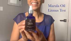 Marula Oil Litmus Test