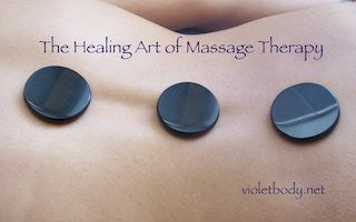 The Healing Art of Massage Therapy