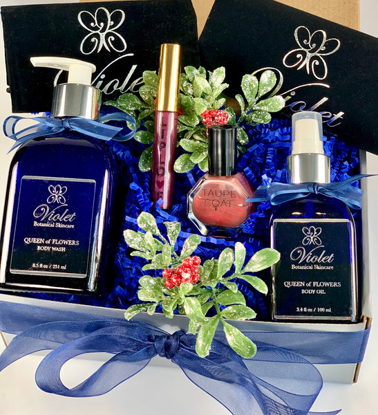 Pampered Queen Holiday Gift Set