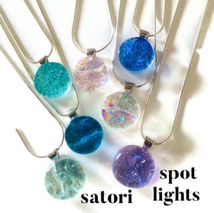 Satori Spot Lights Necklace