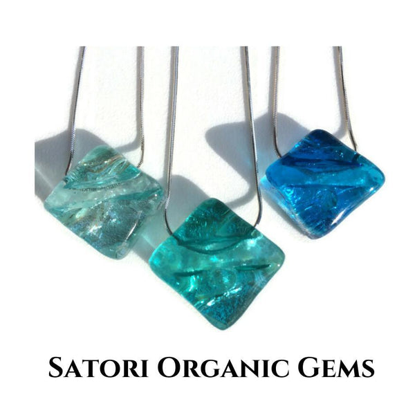 Satori Organic Gems Necklace