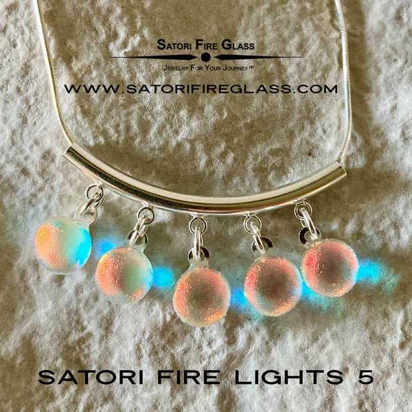 Satori Fire Lights 5 Necklace