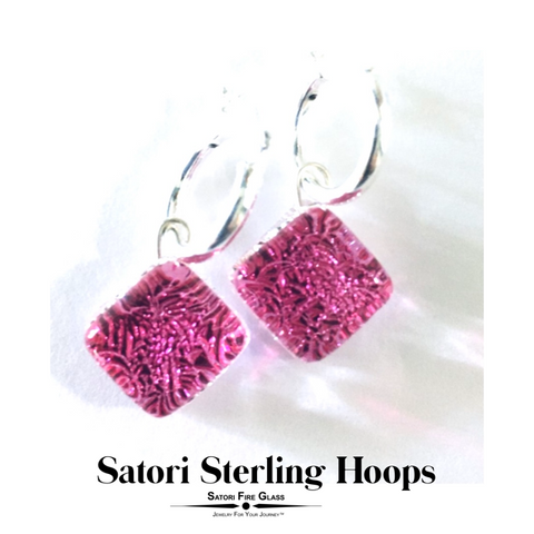 Satori Hoop Earrings