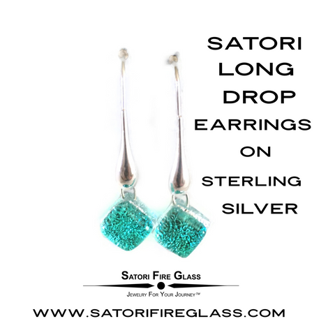 Satori Long Drop Earrings